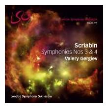 SCRIABIN: Sinfonie NN. 3 & 4