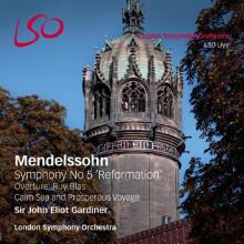 Mendeklssohn: Sinfonia N.5 - Ruy Blas