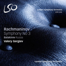 Rachmaninov: Sinf.n.3 - Balakirev: Russia