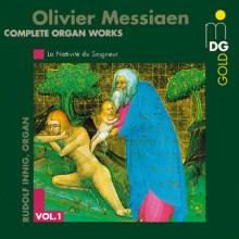 Messiaen: Opere Per Organo Vol.1