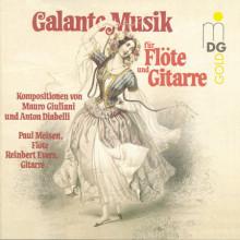 GIULIANI - DIABELLI:Galant Music for Flute