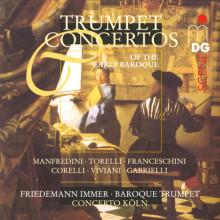 AA.VV.: Early Baroque Trumpet Concertos