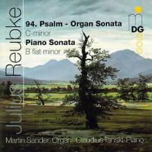 REUBKE: Piano Sonata - Organ Sonata