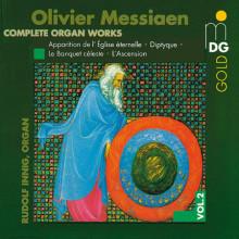 Messiaen: Opere Per Organo Vol.2