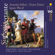 DANZI - SALIERI - PLEYEL: Sinf. Concertante