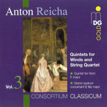 REICHA: Quintets for Winds / Strings Vol