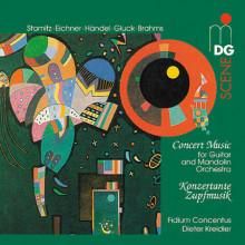 Handel - Gluck - Eichner: Concertante M