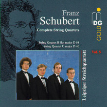 Schubert: Quartetti Per Archi Vol.8