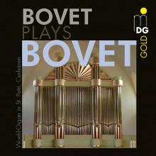 BOVET GUY: Bovet plays Bovet