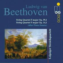 BEETHOVEN:String Quartets Op.14 & 59 - 1