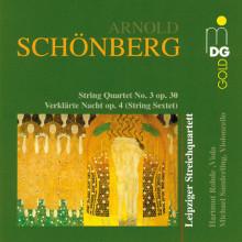 SCHOENBERG: String Quartet No.3 - Verkl& -