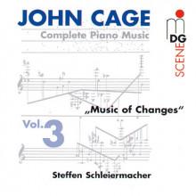 CAGE: Integrale musica per piano Vol. 3