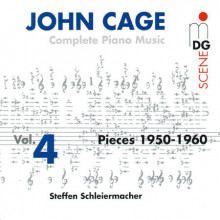 Cage: Integrale Musica Per Piano Vol. 4