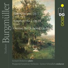 Burgmuller Norbert: Concerto E Sinfonia