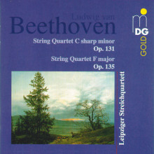 BEETHOVEN:String Quartets Op.131 & 135