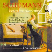 SCHUMANN: Complete Piano Trios Vol. 2