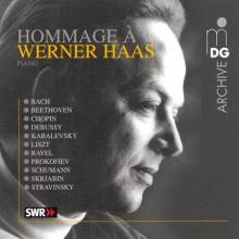 AA.VV.: Recital pianistico di Werner Haas