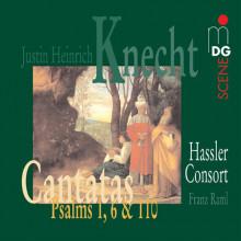 KNECHT: Cantatas / Psalms 1 - 6 & 110
