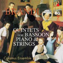 Brandl J. E.: Quintetti X Fagotto Vol. 2
