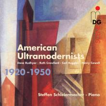 Aa.vv.: Amerian Ultramodernists 1920 - 194