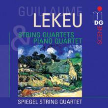 LEKEU: String Quartet - Piano Quartet - Ad