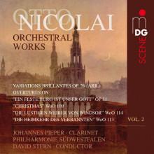 Nicolai Otto: Orchestral Works Vol. 2