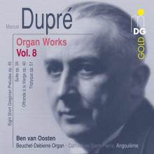 DUPRE': Opere per organo Vol.8
