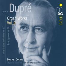 DUPRE': Opere per organo Vol.9