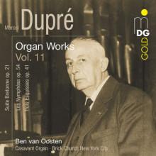 DUPRE': Opere per organo Vol.11