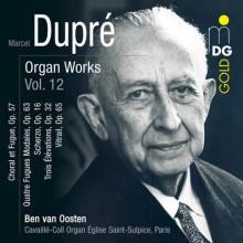 DUPRE': Opere per organo Vol.12