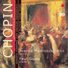 Chopin:  Arrangiamente Per Violino E Pia