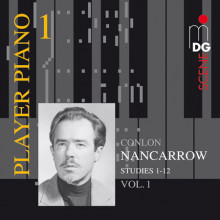 NANCARROW: Player Piano Vol. 1 - Studies
