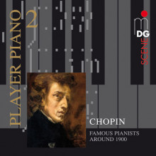 CHOPIN:  Player Piano Vol. 2