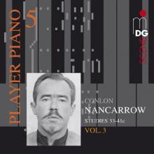 NANCARROW: Player Piano Vol. 5 - Studies