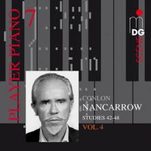 Nancarrow: Player Piano Vol. 7 - Studies