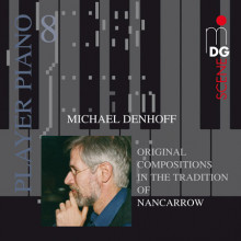 DENHOFF M.: Player Piano Vol. 8 -