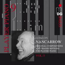 NANCARROW: Player Piano Vol. 9 - Studies