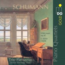 SCHUMANN: Piano Quartets