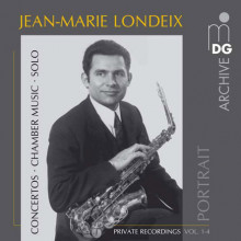 Aa.vv.: Portrait Jean - Marie Londeix