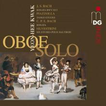 BACH - SILVESTRINI - PIAZZOLLA: Oboe solo