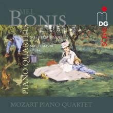 BONIS MEL: Piano Quartets