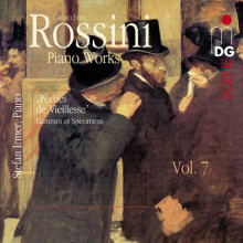 ROSSINI: Opere per piano Vol.7