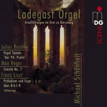 AA.VV.: Ladegast Organ - Merseburg Cathed