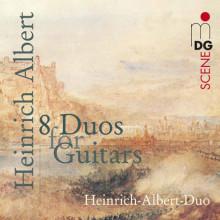 ALBERT: Eight Guitar Duos