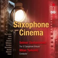 AA.VV.: Saxophone Cinema