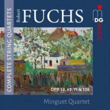 FUCHS: Integrale dei quartetti x archi