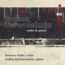 USTWOLSKAJA G.:Opere per violino e piano