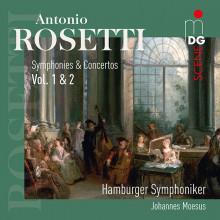 ROSETTI A.: Sinfonie & Concerti