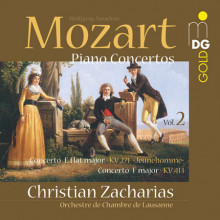 MOZART: Concerti per piano Vol.2