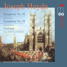 HAYDN: Sinfonie NN. 92 & 94 - La fedelta